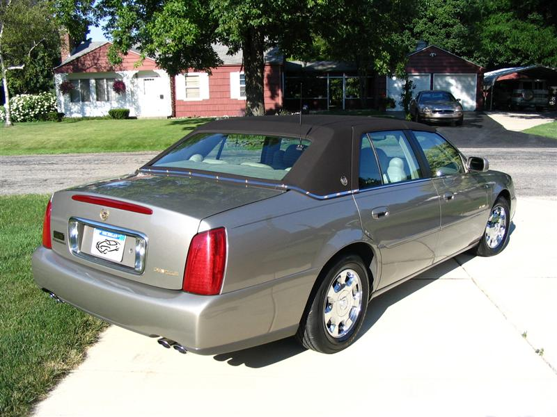 2002 cadillac deville information and photos zombiedrive. Cars Review. Best American Auto & Cars Review