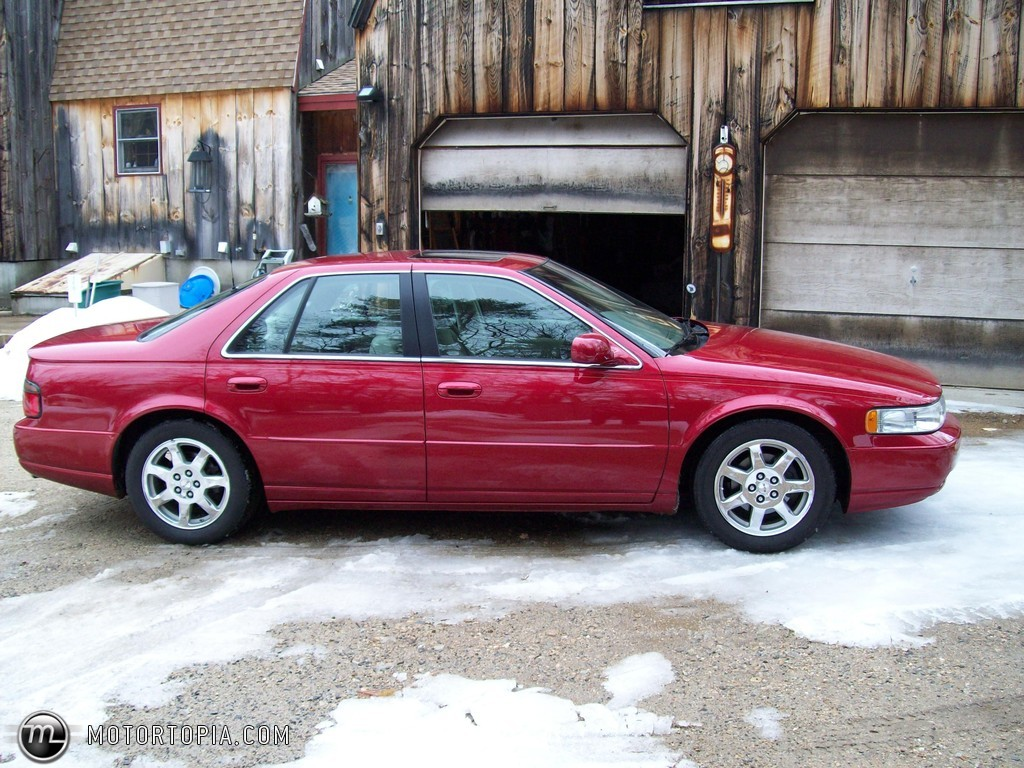 2002 Cadillac Seville Information And Photos Zombiedrive