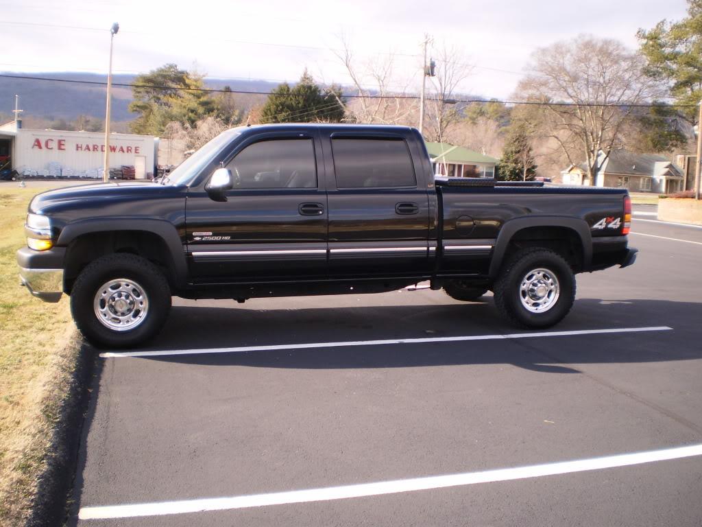 Chevy Silverado Hd Diesel