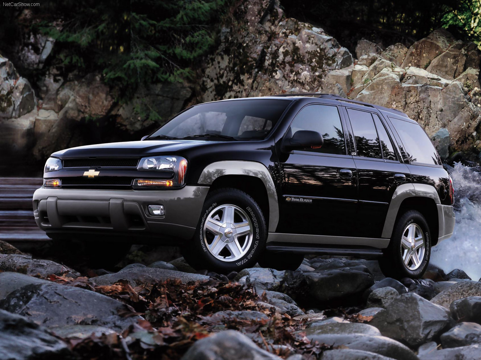2002 chevrolet trailblazer information and photos zombiedrive. Cars Review. Best American Auto & Cars Review