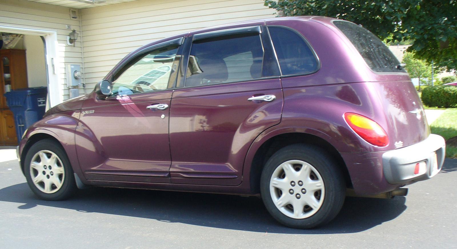 Chrysler Pt Cruiser on 2001 Chrysler Pt Cruiser Purple