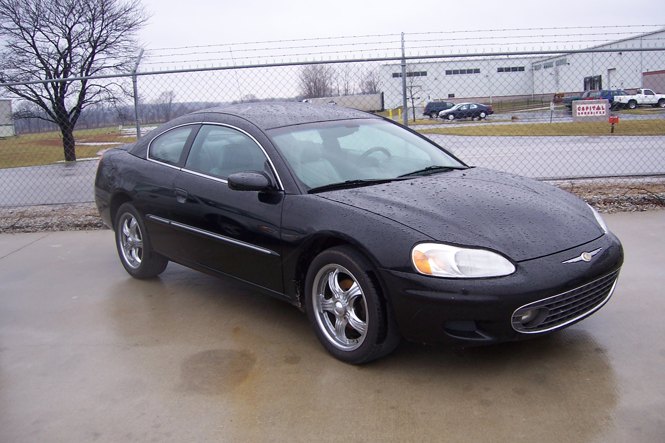 2002 chrysler sebring lx