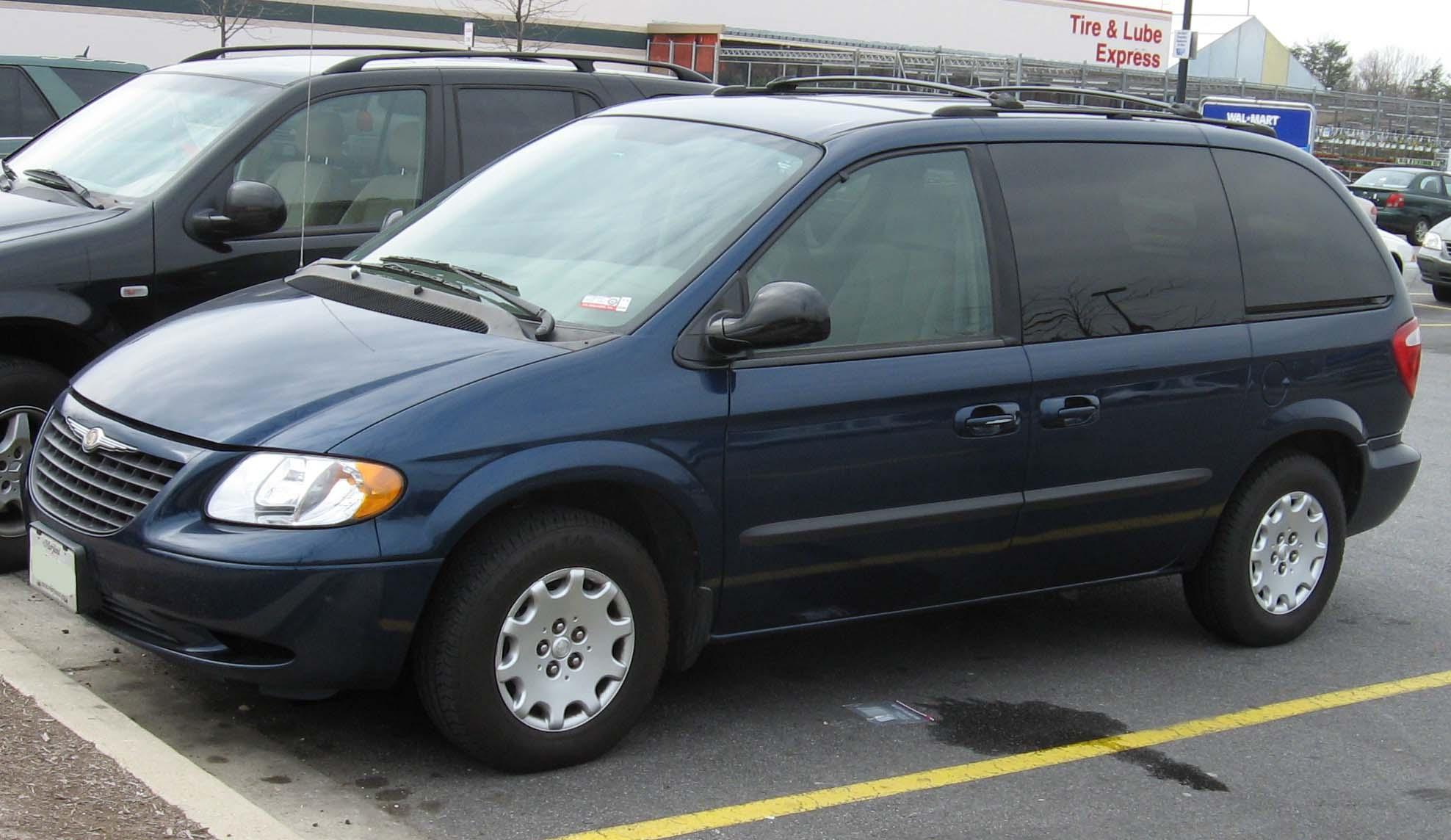 Chrysler 2002 models