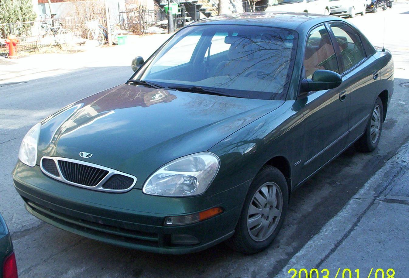 2002 daewoo nubira 25 daewoo nubira 25