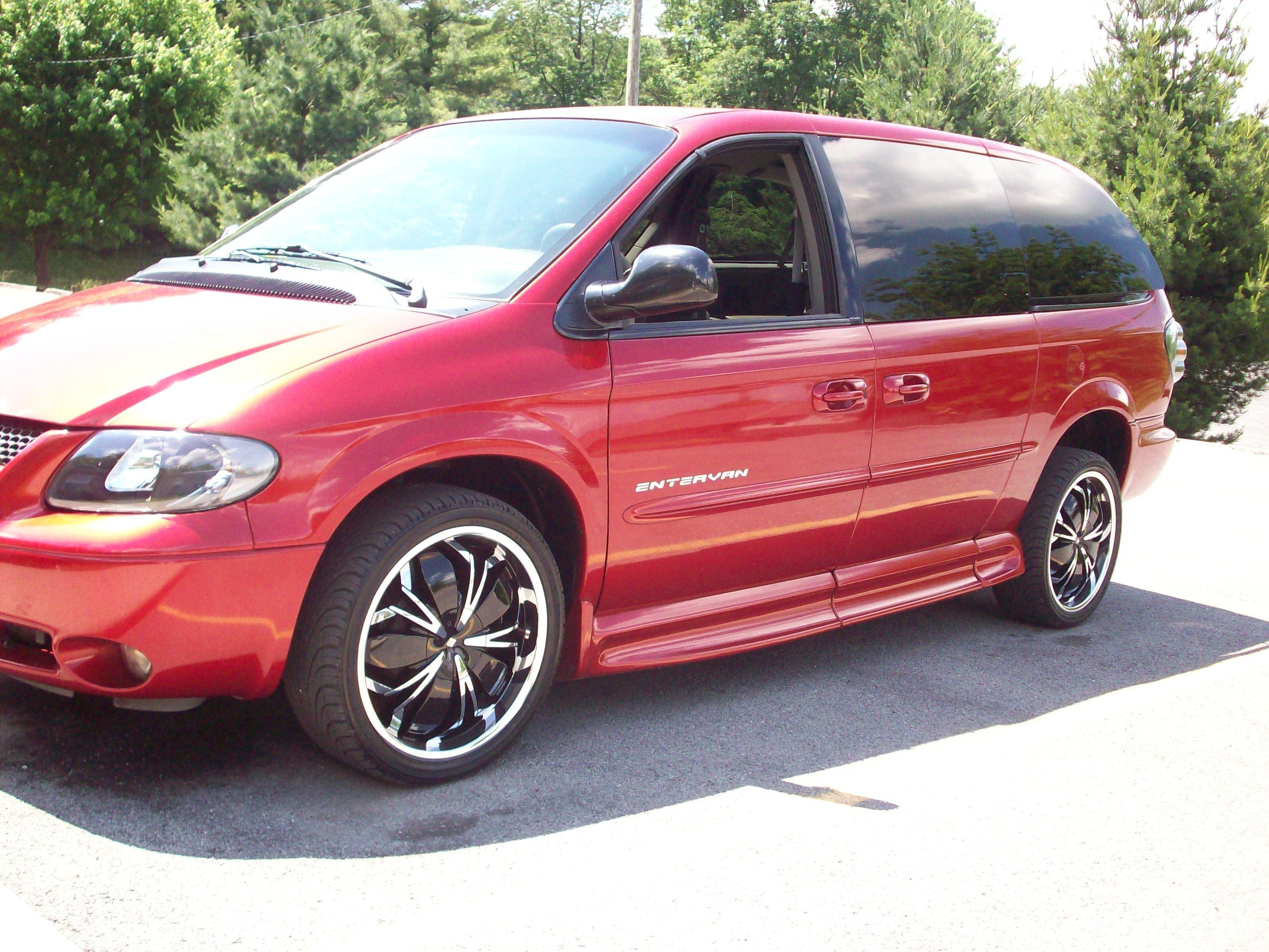 2001 Chrysler Grand Voyagerchrysler Voyager Tuning Youtube 2002 Dodge Caravan Image 12