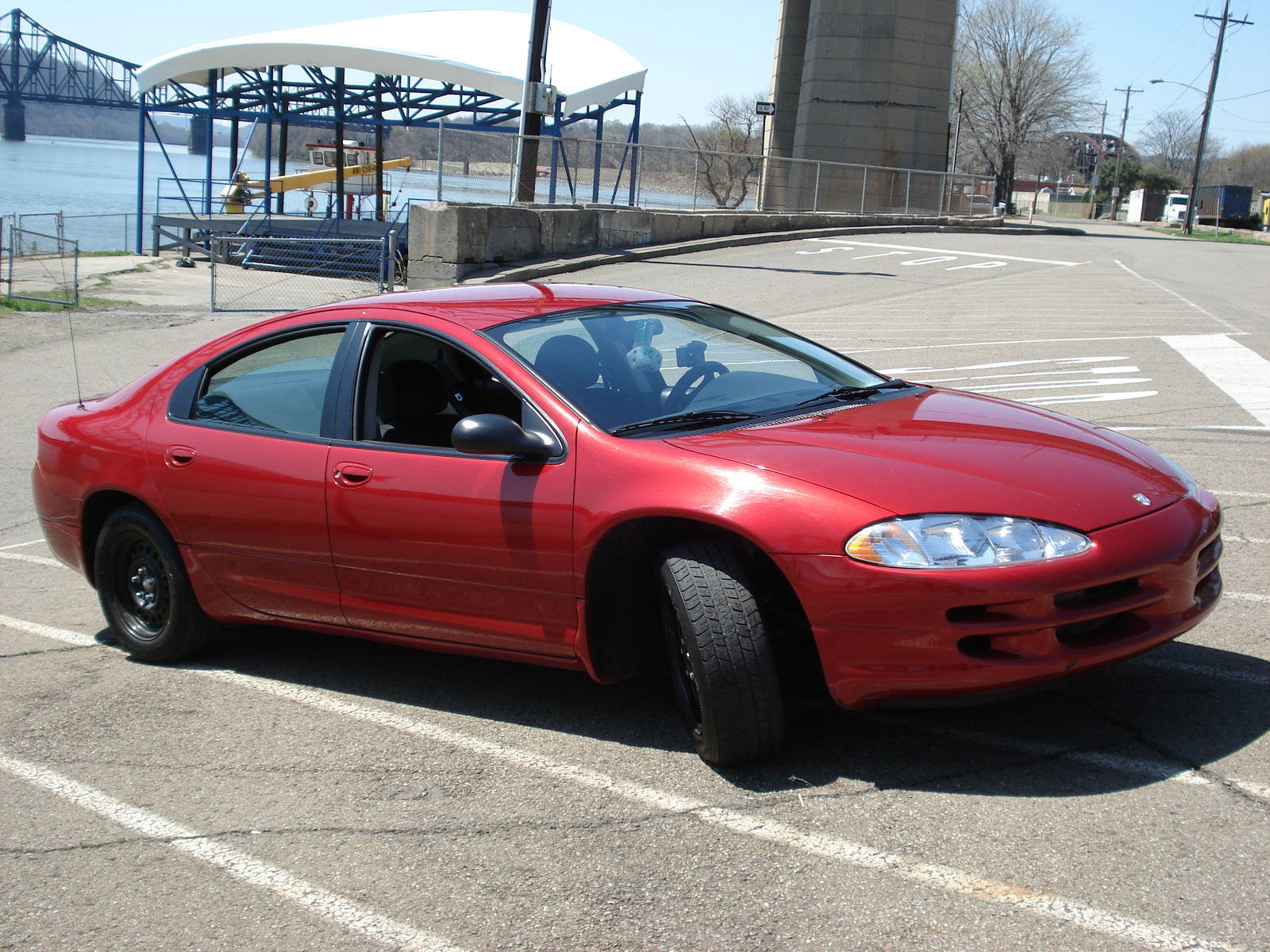 2002 Dodge Intrepid 16 Dodge