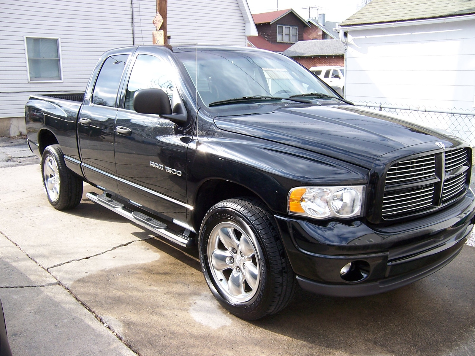 2002 Dodge Ram Pickup 1500 - Information and photos - ZombieDrive