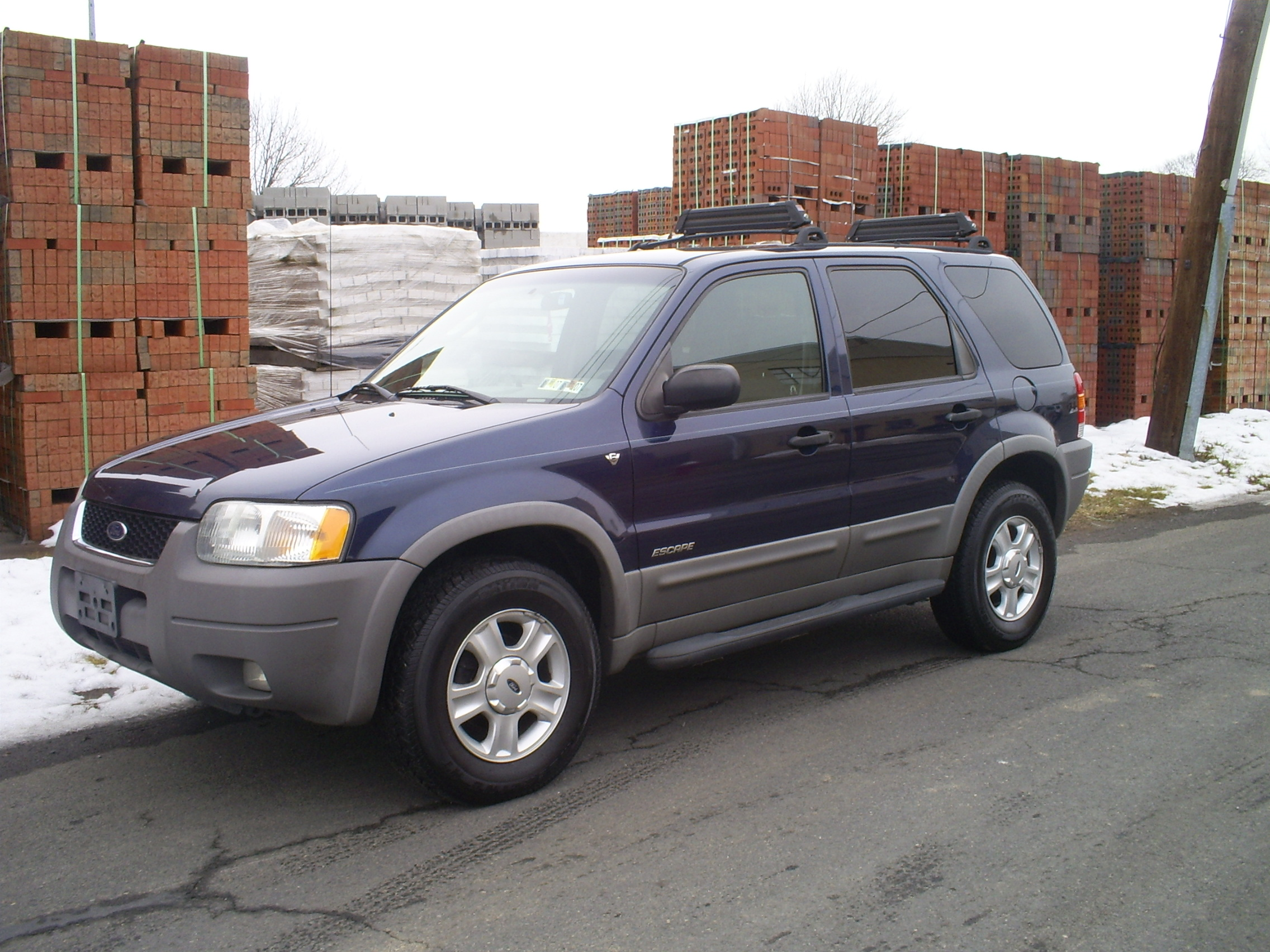 2002 ford escape image 2