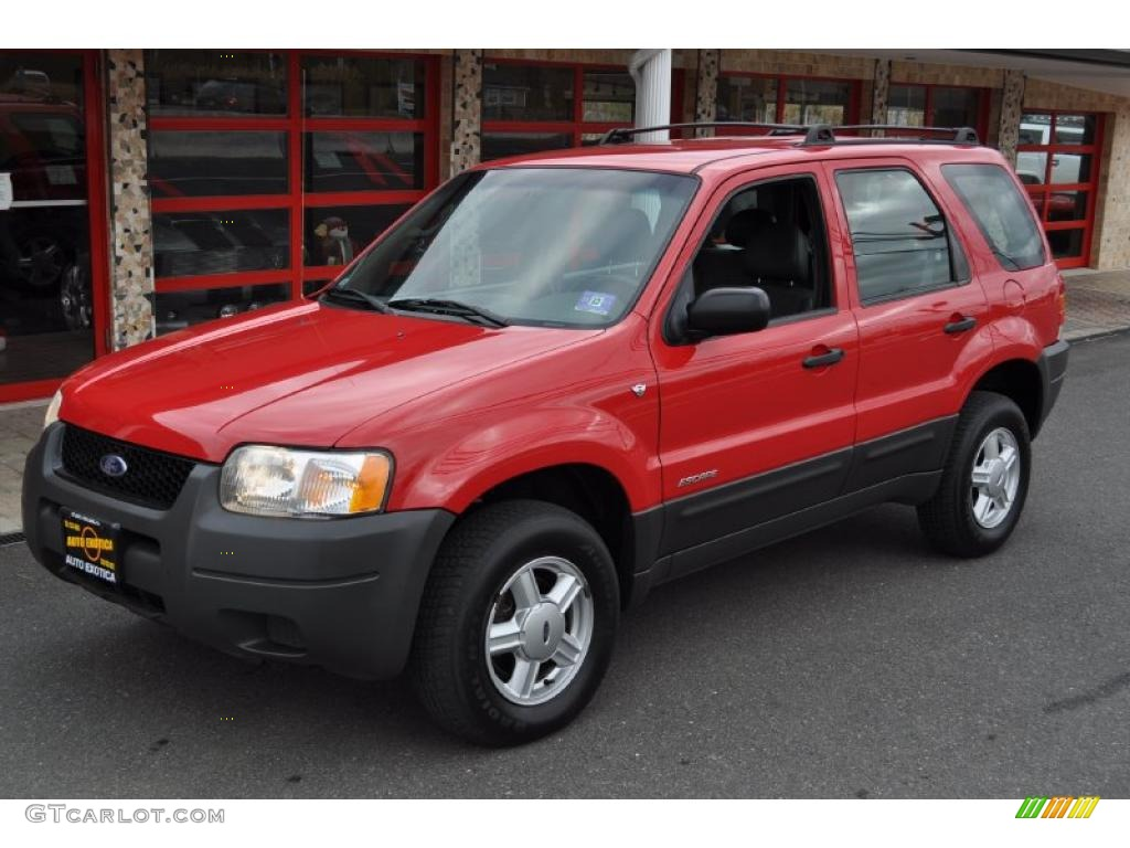 Ford Escape 2wd >> 2002 Ford Escape - Information and photos - ZombieDrive