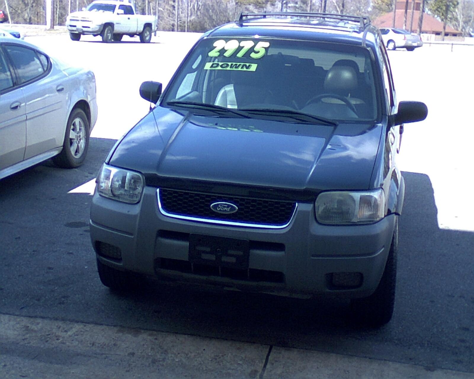 2002 Ford Escape Image 6