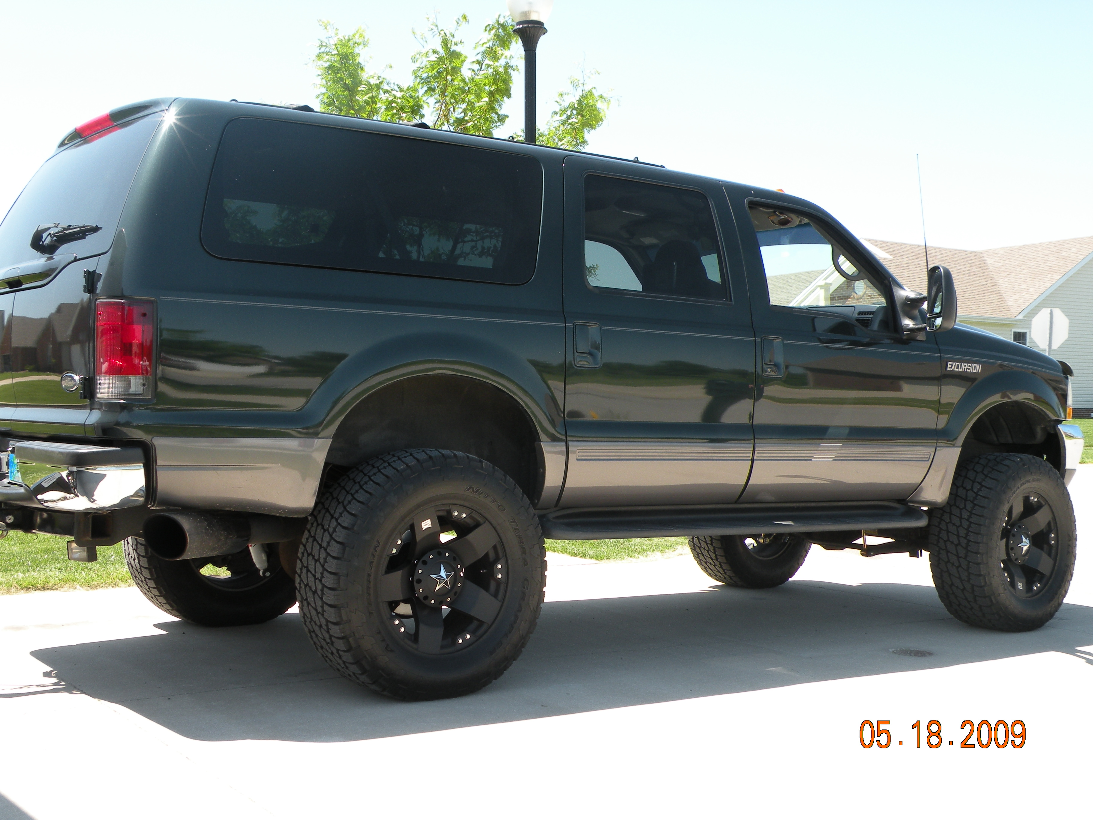 2002 ford excursion image 5