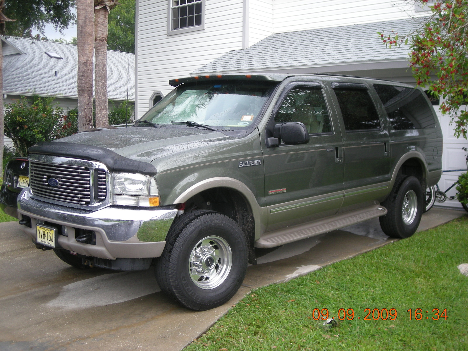 2002 ford excursion image 4