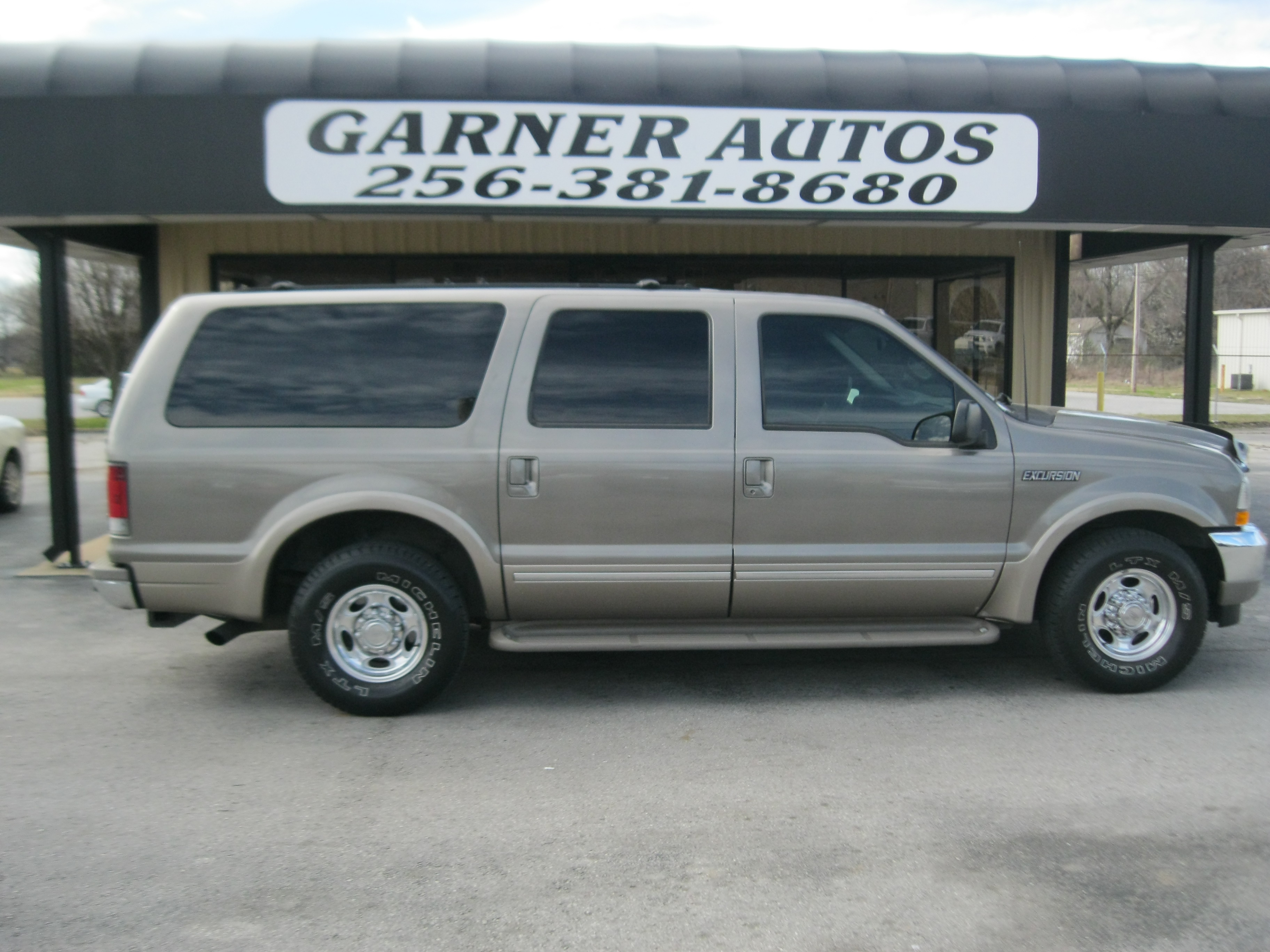 Ford Excursion #8