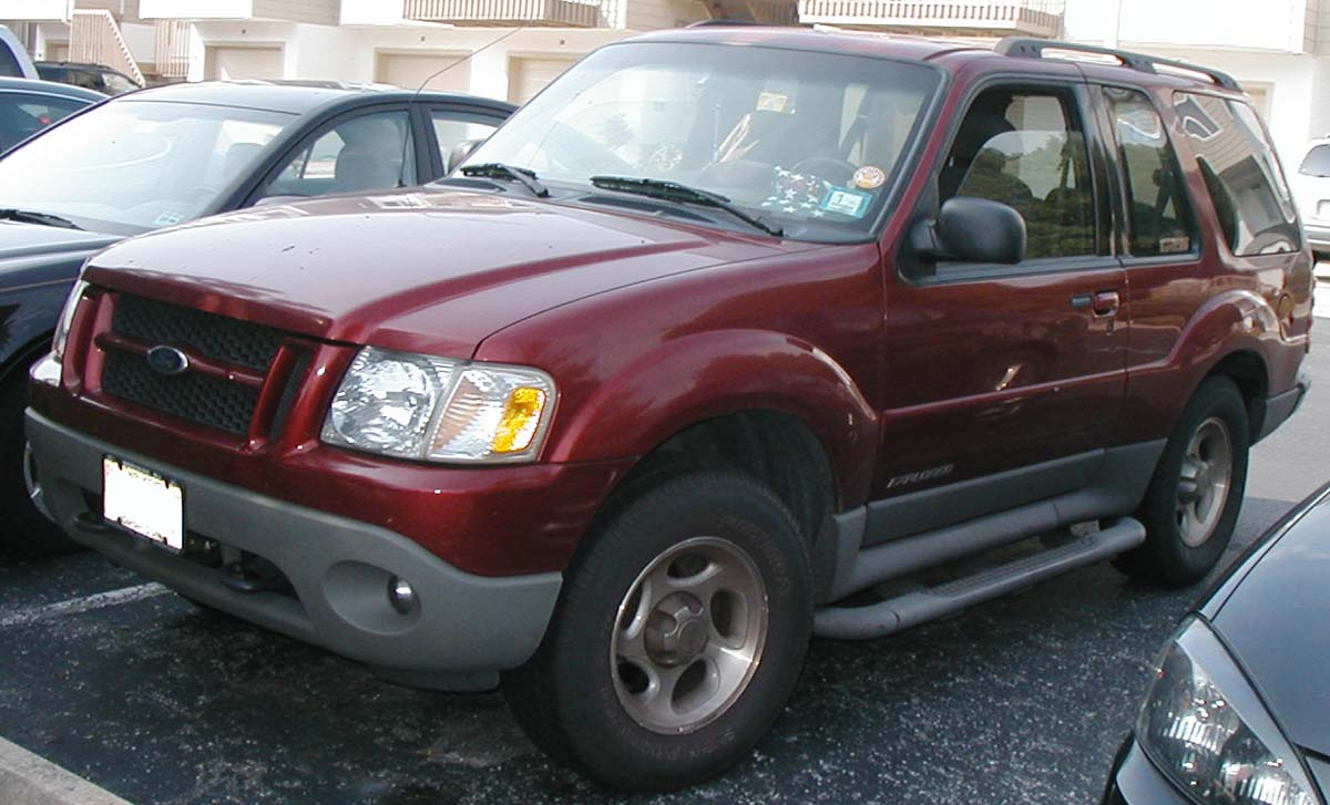 2002 ford explorer sport information and photos zombiedrive. Cars Review. Best American Auto & Cars Review