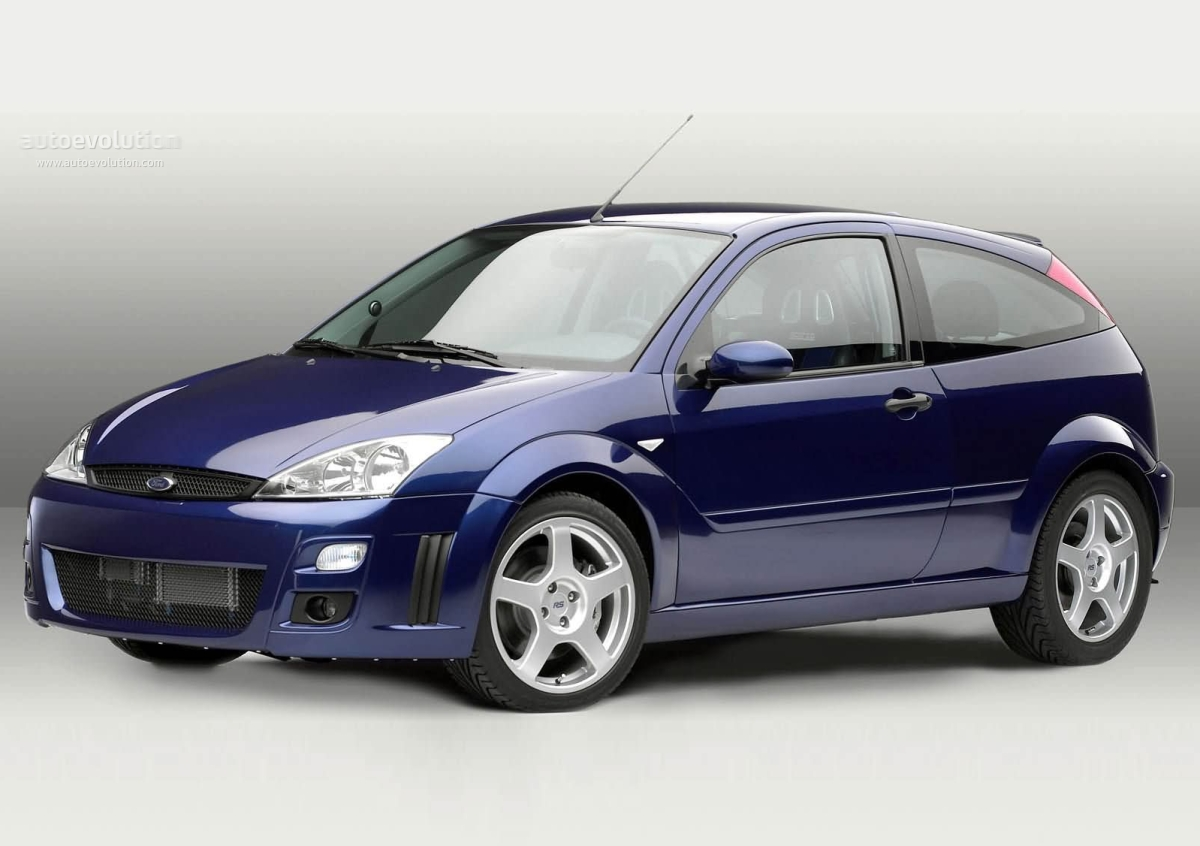 2002 ford focus image 2