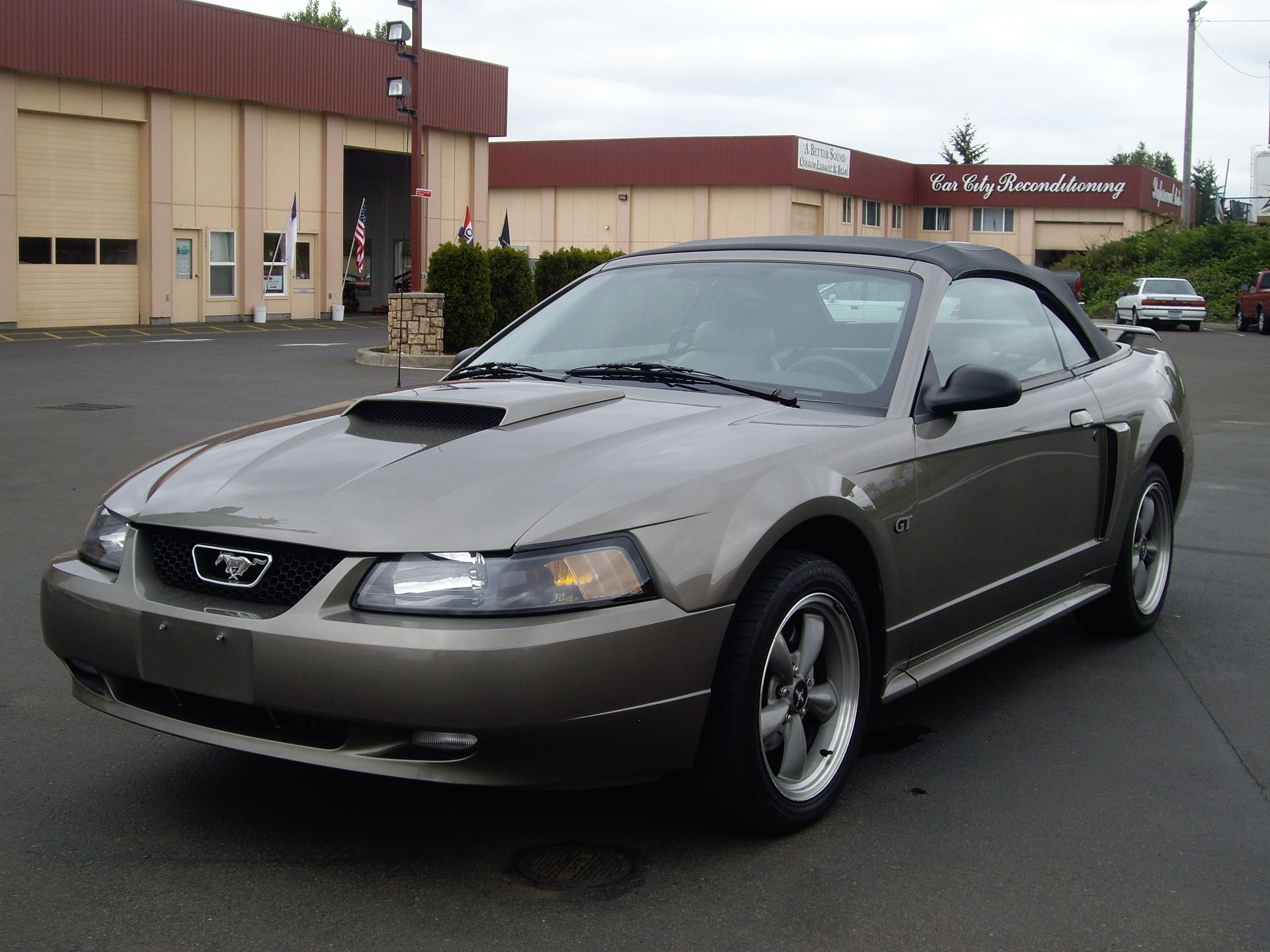 2002 ford mustang image 7