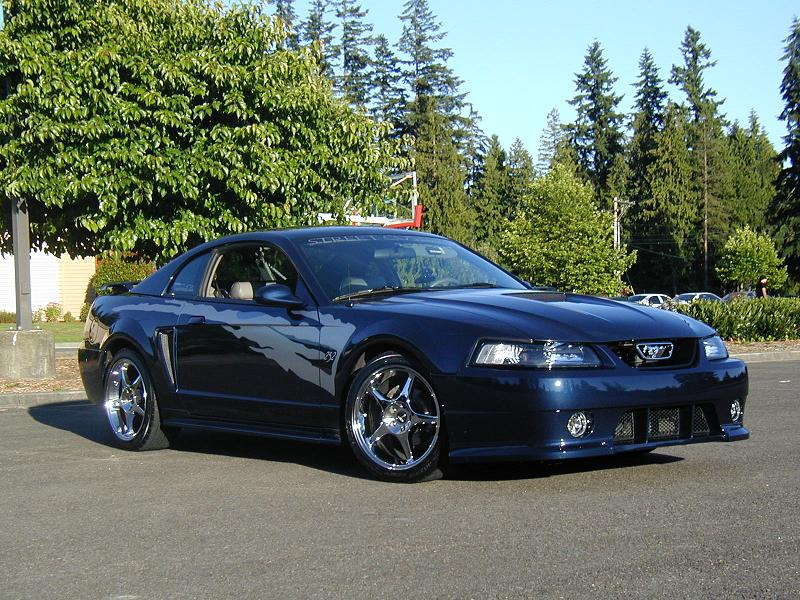 2002 Ford Mustang Image 3