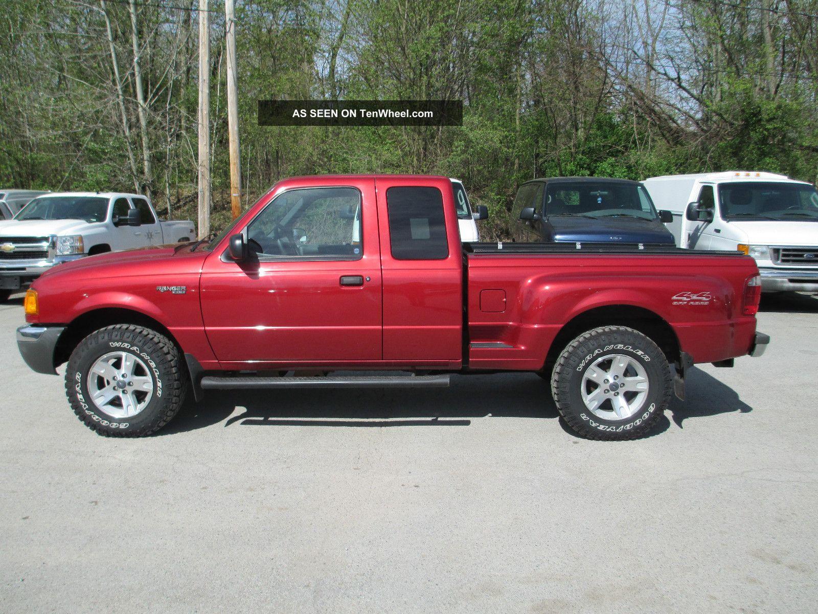 2002 ford ranger image 10