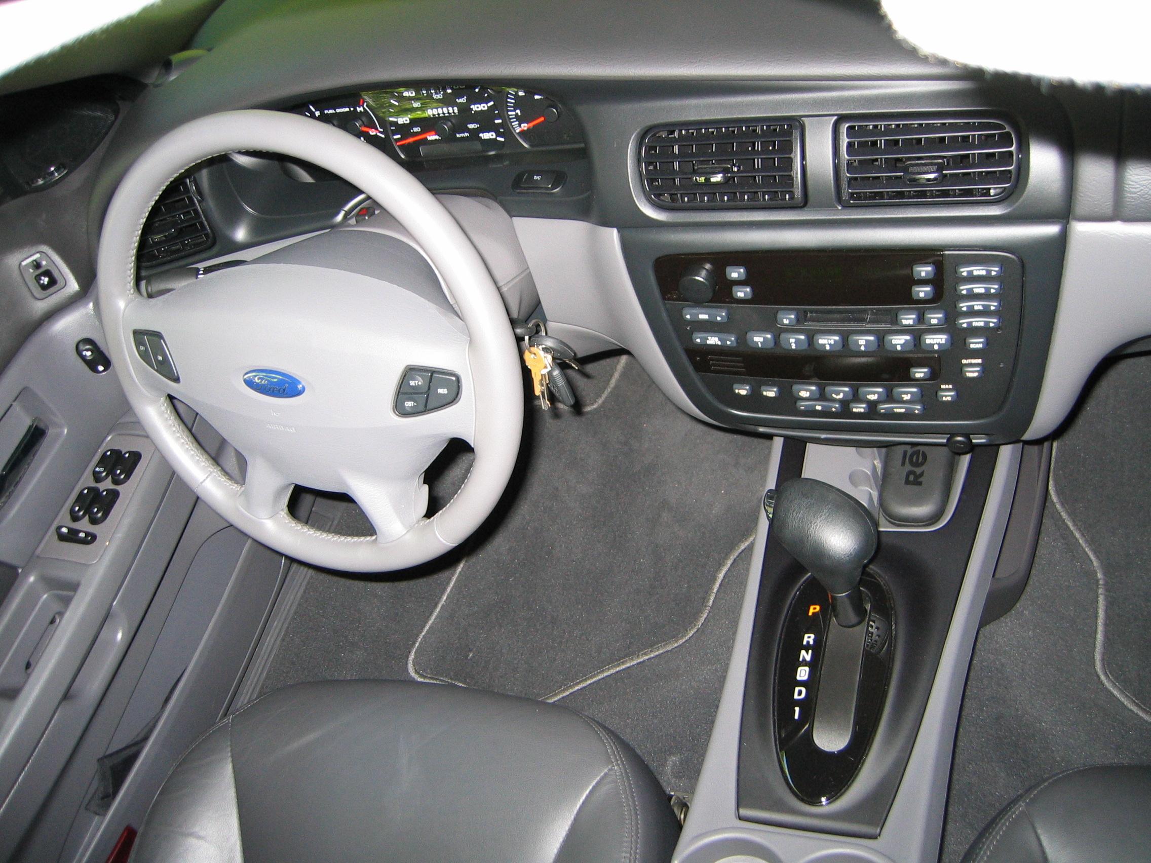 2002 ford taurus image 20