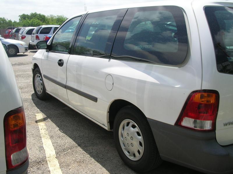 2002 Ford Windstar Cargo Image 8