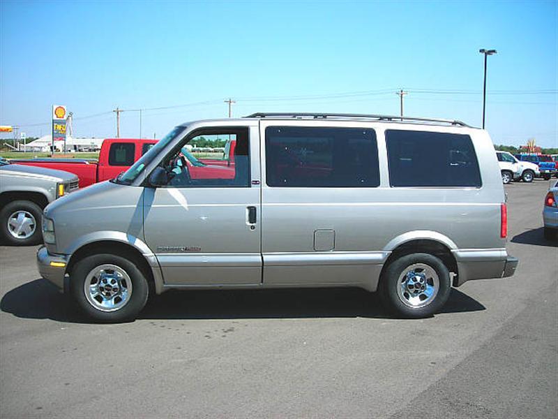 2002 gmc safari transmission