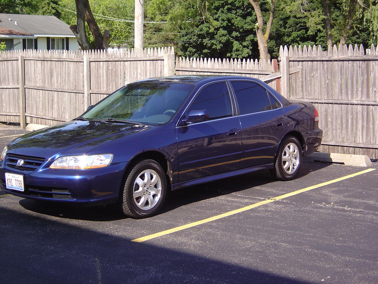 2002 Honda Accord Image 17