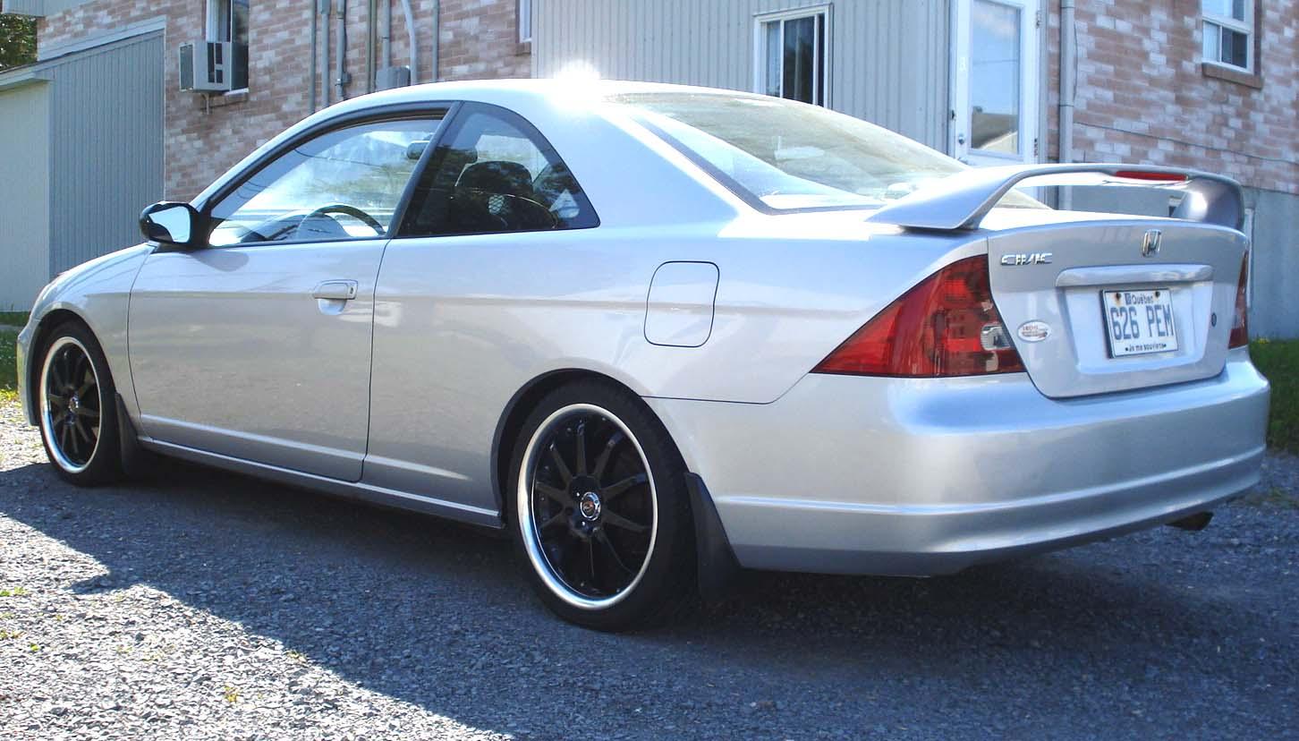 хонда цивик 2002