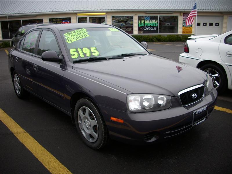 Image Gallery 2002 Hyundai