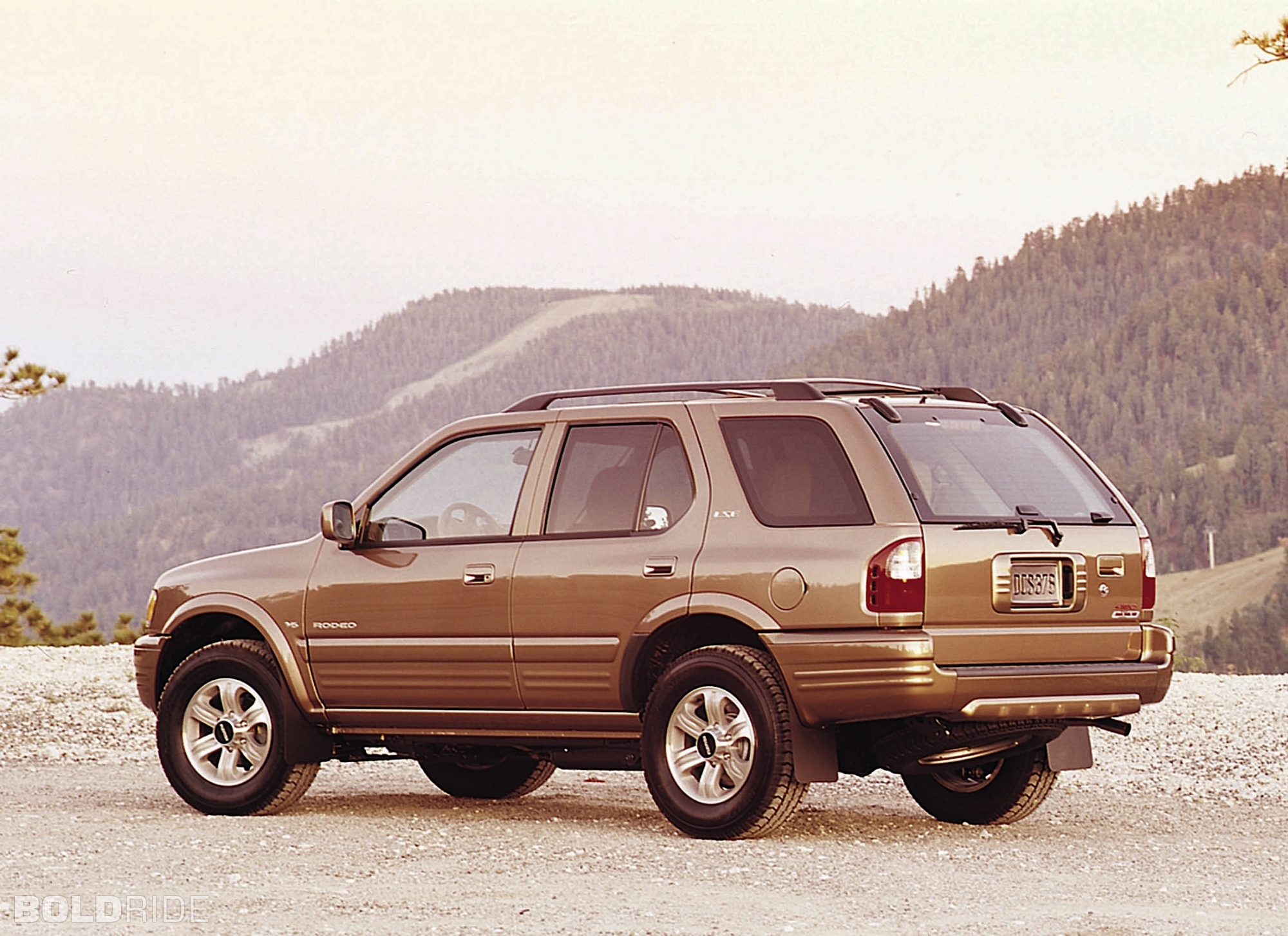 Isuzu Rodeo #2