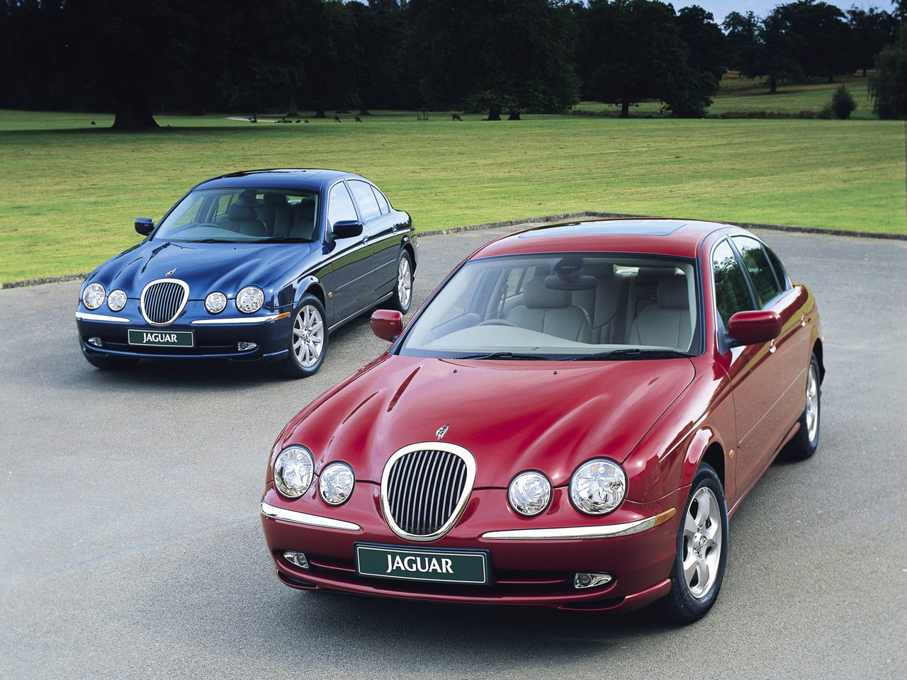 Jaguar S-Type #20