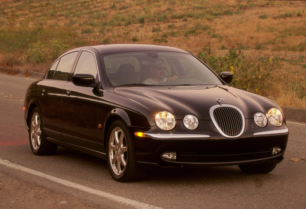 Jaguar S-Type #10