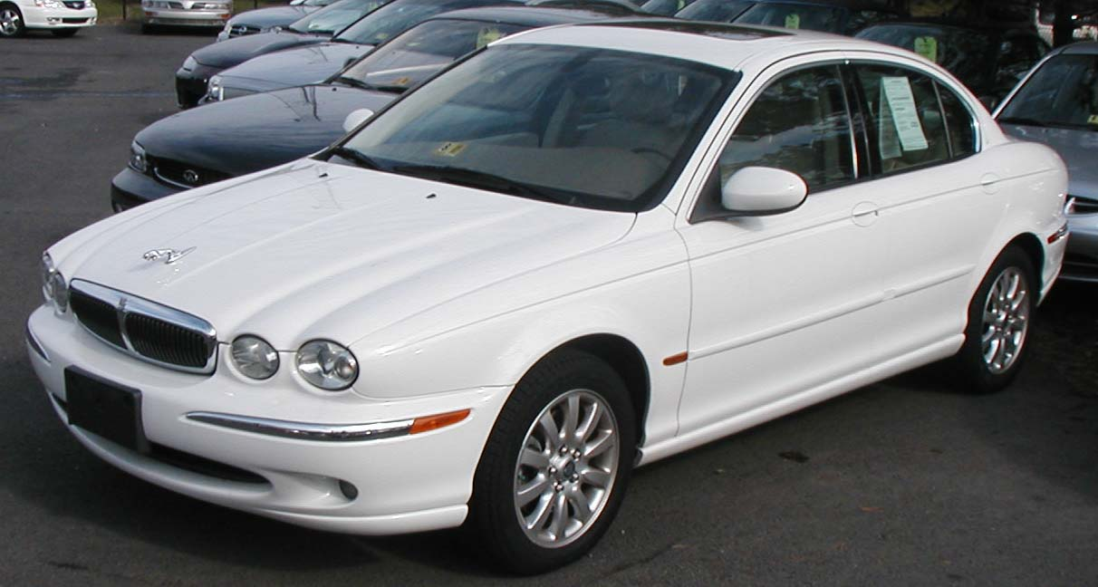 2002 jaguar x type information and photos zombiedrive. Black Bedroom Furniture Sets. Home Design Ideas