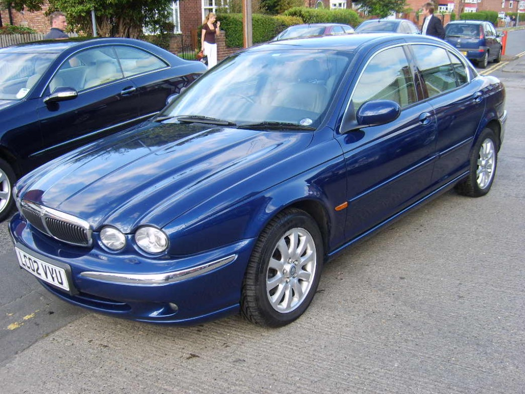 Superb 2002 JAGUAR X TYPE   Image #5