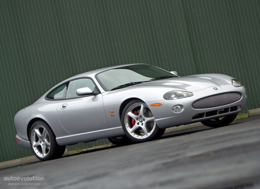 Jaguar XK-Series #17
