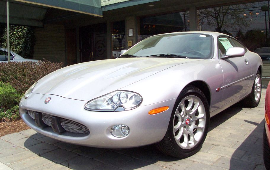 Jaguar XK-Series #13