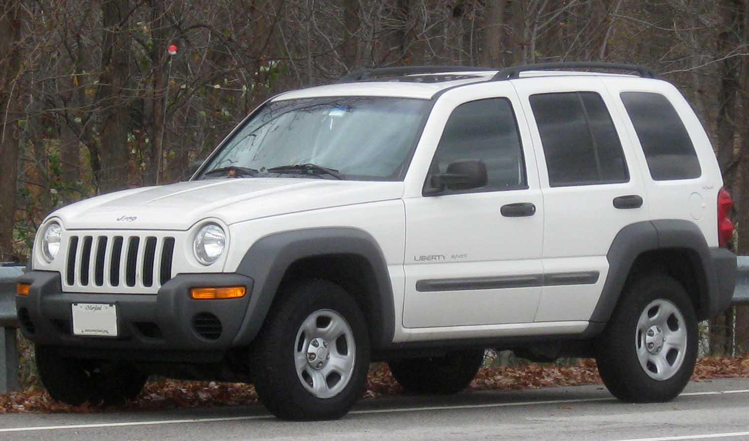2002 Jeep Liberty #2 Jeep Liberty #2