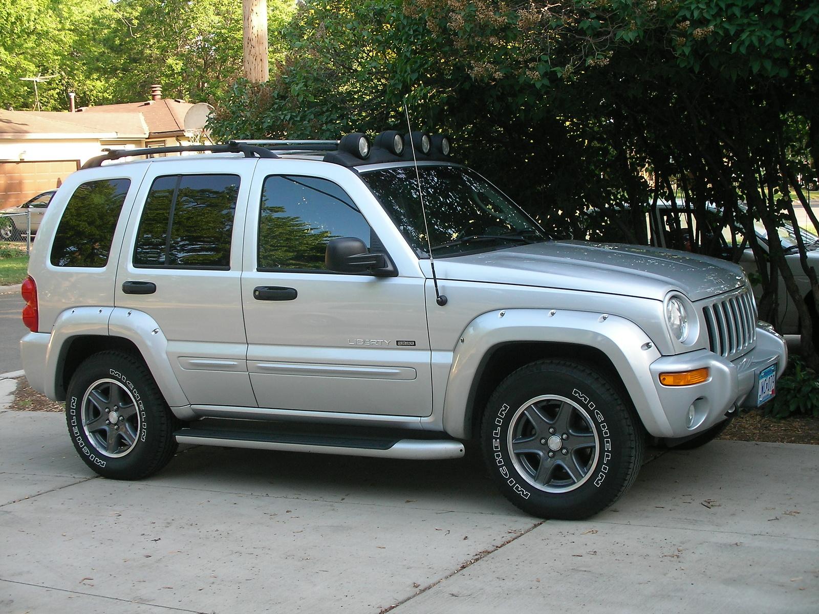 2002 Jeep Liberty #7 Jeep Liberty #7