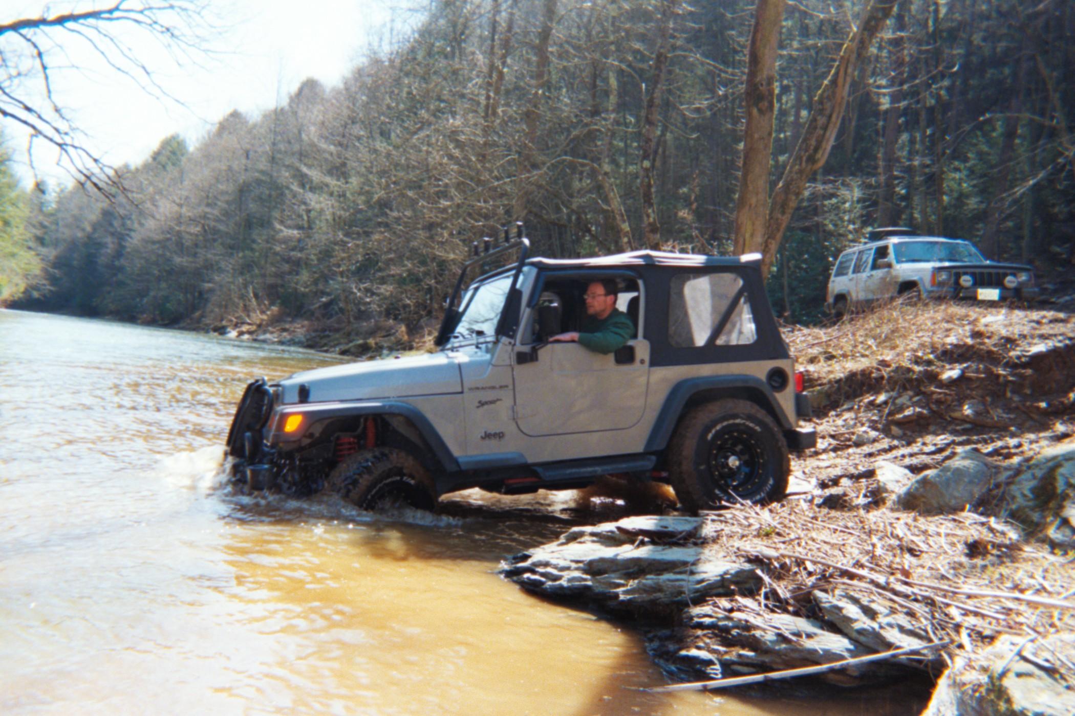 2002 Jeep Wrangler Image 6