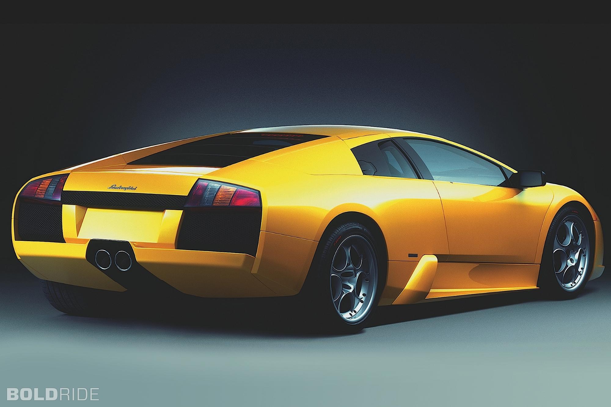 2002 Lamborghini Murcielago Image 3