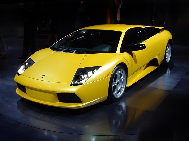2002 Lamborghini Murcielago Image 2