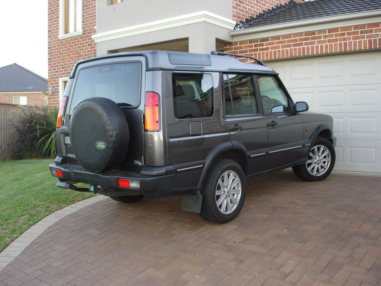 Land Rover Discovery >> 2002 LAND ROVER DISCOVERY SERIES II - Image #10