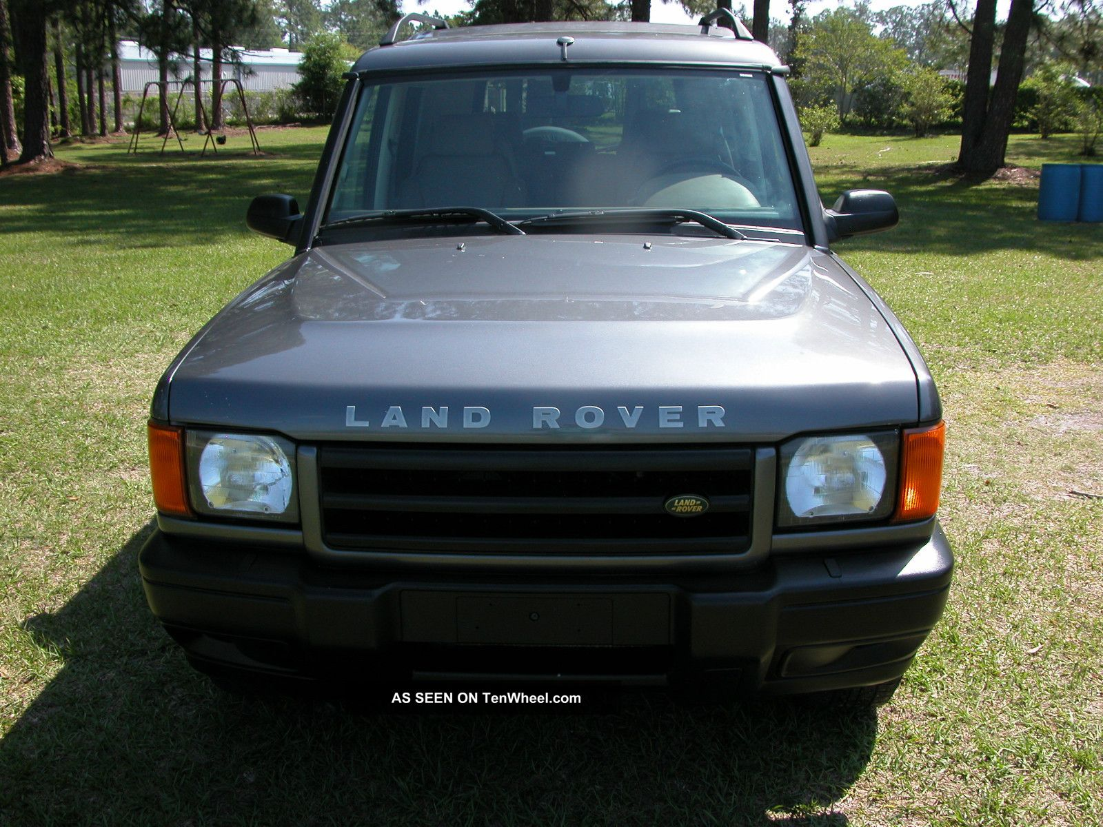 Land Rover Discovery Series II #15