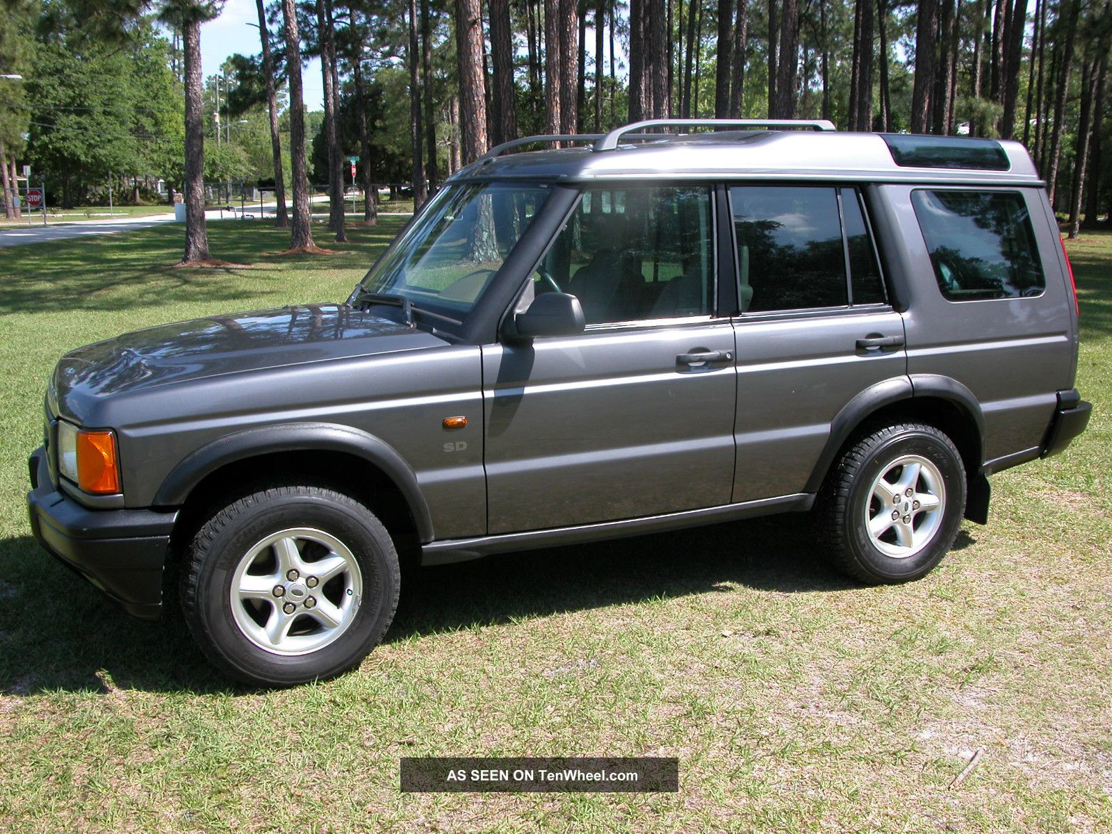 Land Rover Discovery Series II #9