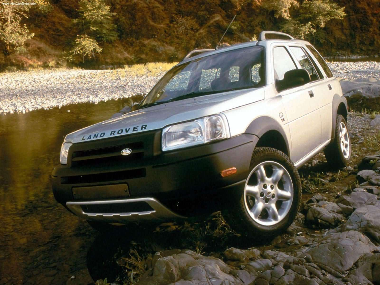 2002 land rover freelander image 10. Black Bedroom Furniture Sets. Home Design Ideas