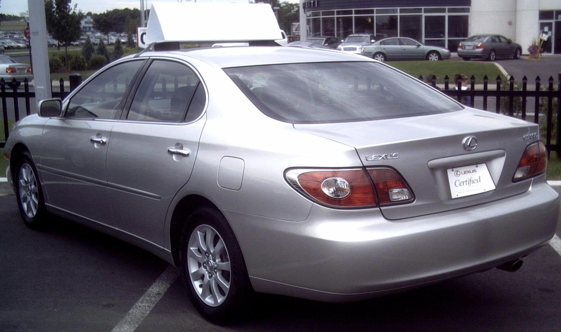 2002 Lexus ES 300 #5 Lexus ES 300 #5