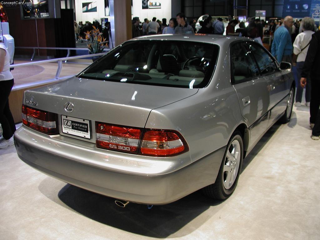 Lexus ES 300 #4