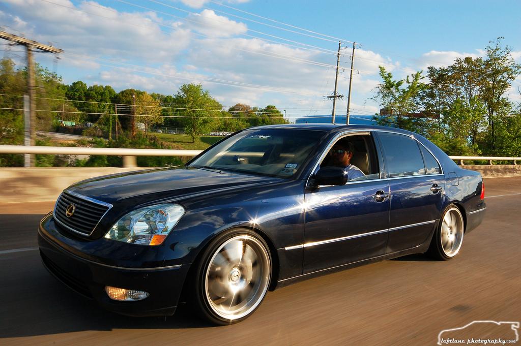 2002 Lexus Ls 430 Image 7