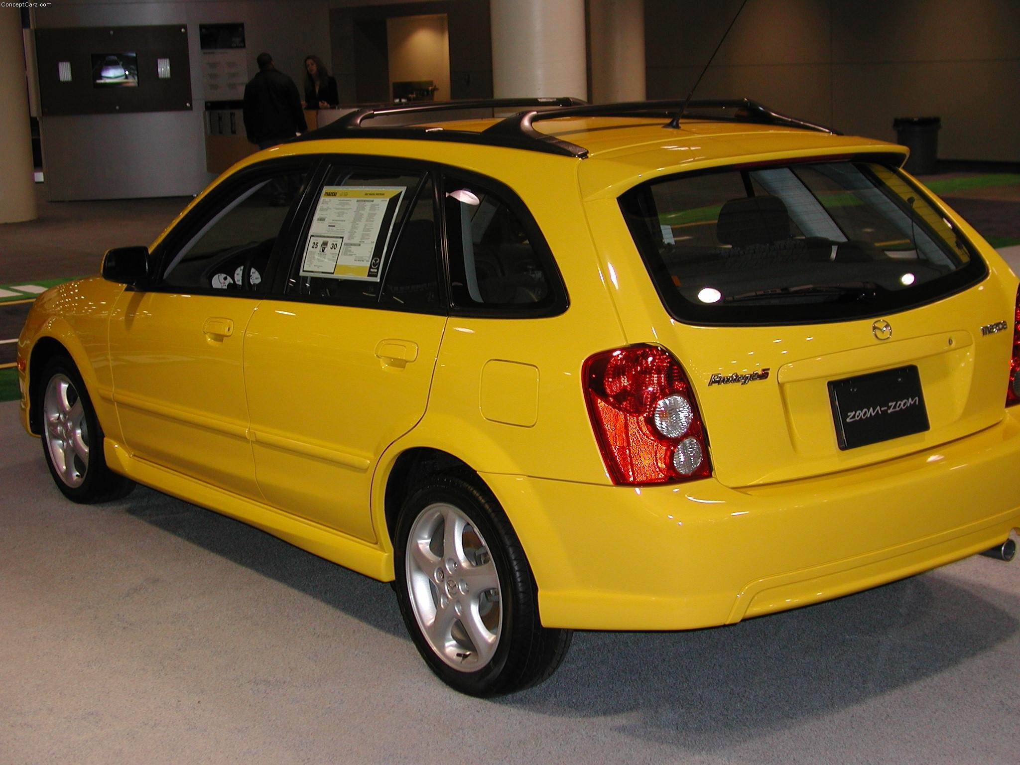 2002 mazda protege5 information and photos zombiedrive. Black Bedroom Furniture Sets. Home Design Ideas