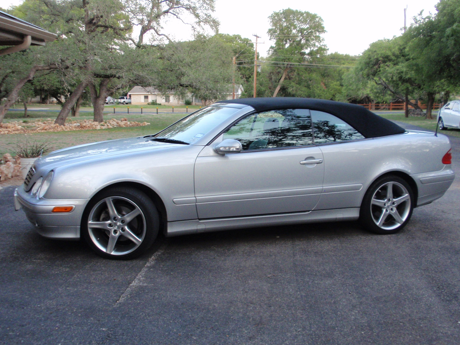 2002 Mercedes Benz Clk Class Information And Photos Zomb Drive