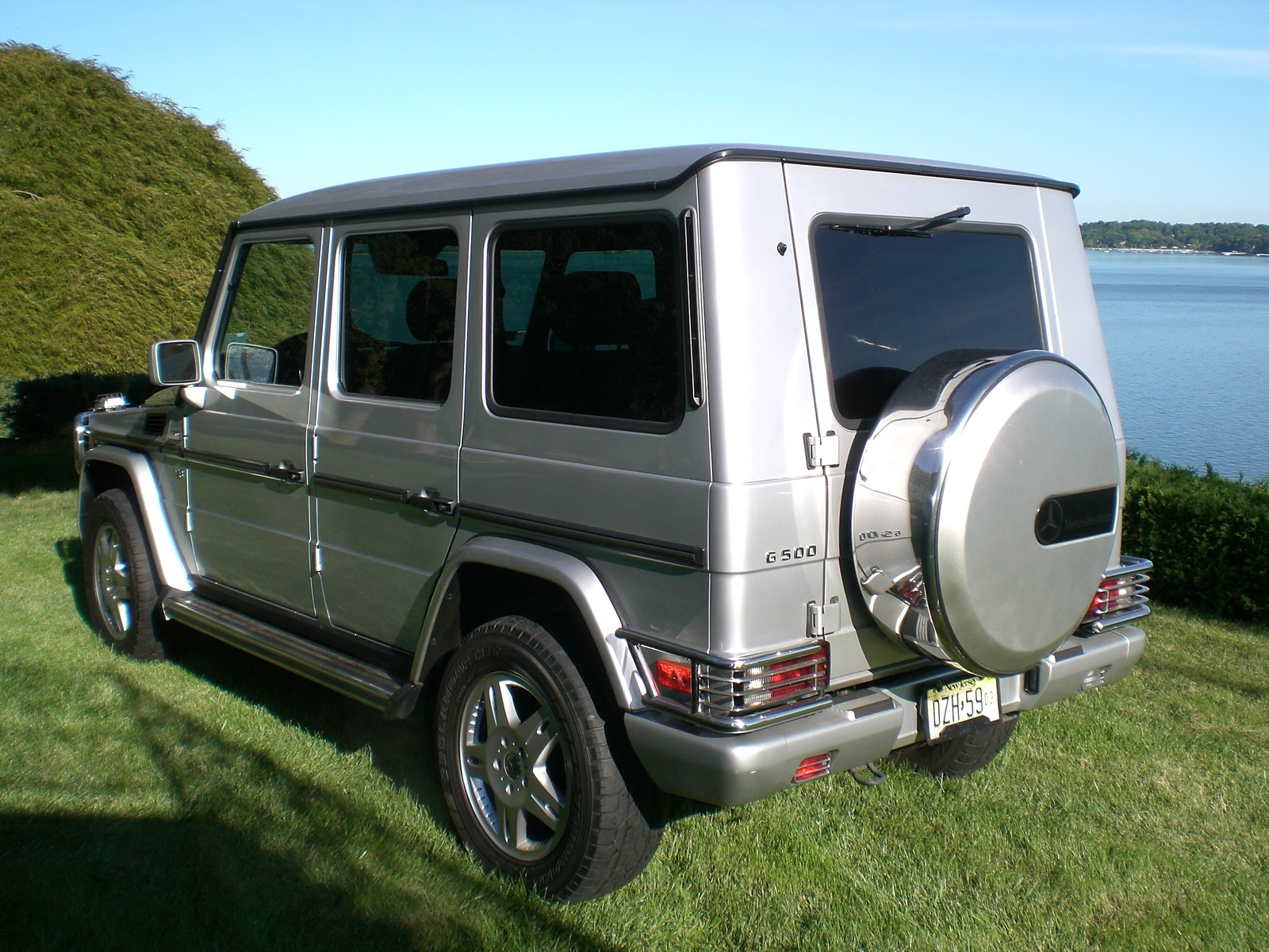 2002 mercedes benz g class image 10 for 2002 mercedes benz suv